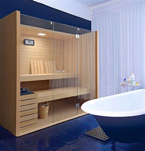 Small Home Sauna Sauna Design By Effegibi New Sky Decorative Sauna