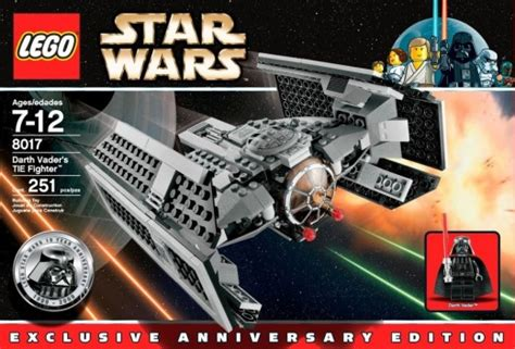 Lego Wars 8017 Darth Vaders Tie Fighter lego wars 2009 hubpages