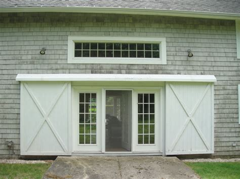 Exterior Farmhouse Doors This Look White Painted Floors From Frugal Farmhouse Remodelista