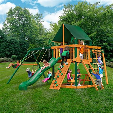 swing sets for older children backyard playsets for older kids climbers and slides