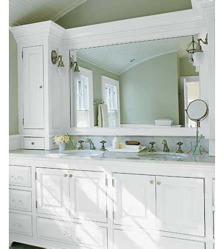 Handmade Bathroom Furniture - best 25 crown molding mirror ideas on crown