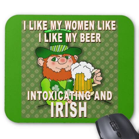 Funny St Patrick Day Meme - funny leprechaun meme for st patricks day mouse pad zazzle
