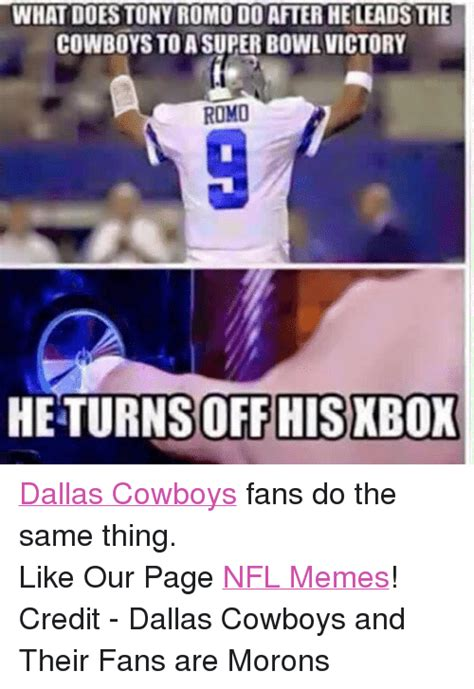 Dallas Cowboys Fans Memes - 25 funny doe memes and nfl memes of 2016 on sizzle