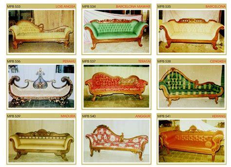 Sofa Lois Angsa bangku sofa ukir kayu jepara toko jati furniture