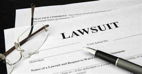 contoh surat gugatan wanprestasi lawyer