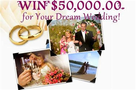 Wedding Sweepstakes Canada - pch com 50 000 dream wedding sweepstakes sweepstakesbible