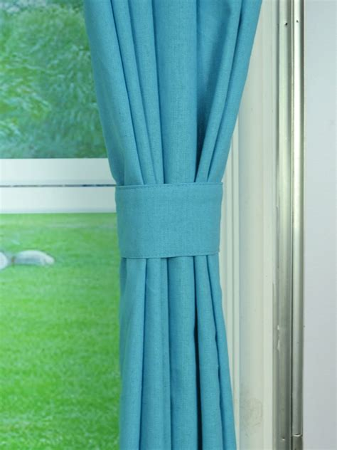 what is curtains in spanish qyk246sda eos linen green blue solid versatile pleat sheer