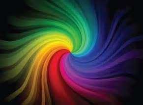 colorful rainbow free abstract colorful rainbow vector background free