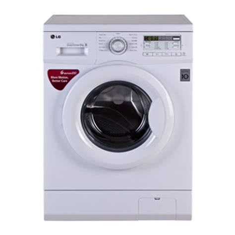 Lg Washing Machine With Built In Mp3 Player by Lg Fh0b8ndl22 Price Specifications Features Reviews