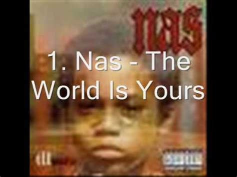 nas best songs my top 10 nas songs