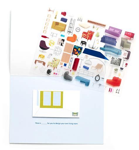 Ikea Gift Cards - ikea gift card on behance