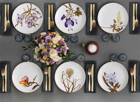 fiori in tavola royal copenhagen porta i fiori in tavola casalinghi
