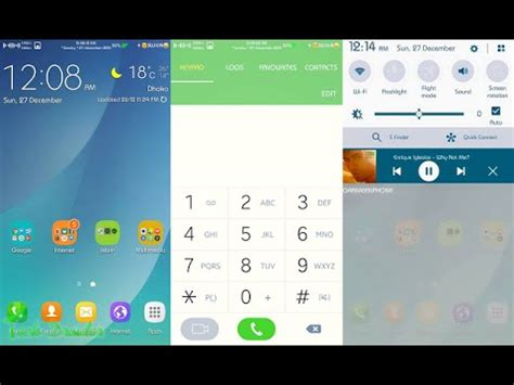 samsung galaxy grand prime android themes samsung galaxy grand prime android 7 youtube