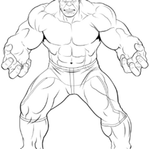 hulk hand coloring page the avengers free coloring pages