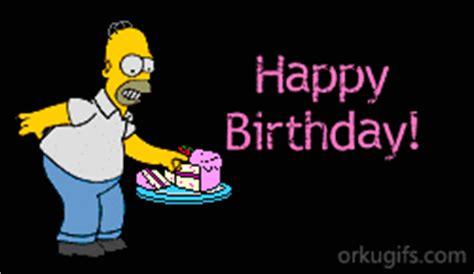 Simpsons Birthday Quotes Homer Simpson Birthday Quotes Quotesgram