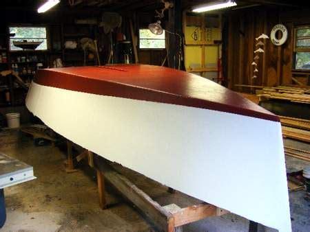 plywood boat bottom paint ohio sharpie project