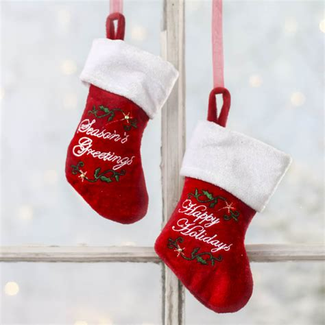 velvet christmas stocking lookup beforebuying