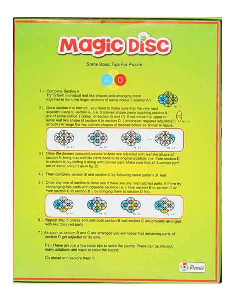 Magic Disc buy magic disc funky puzzle in india kheliya toys