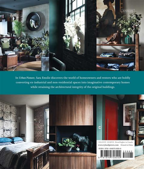 libro urban pioneer interiors inspired urban pioneer book by sara emslie official publisher page simon schuster