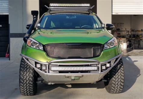 Custom Kia Sorento This Custom Built Kia Sorento Is Roader Kia