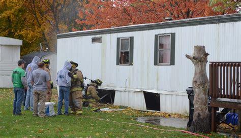 trailer blamed on electrical malfunction