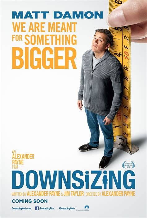 downsizing film look downsizing featuring matt damon releases new