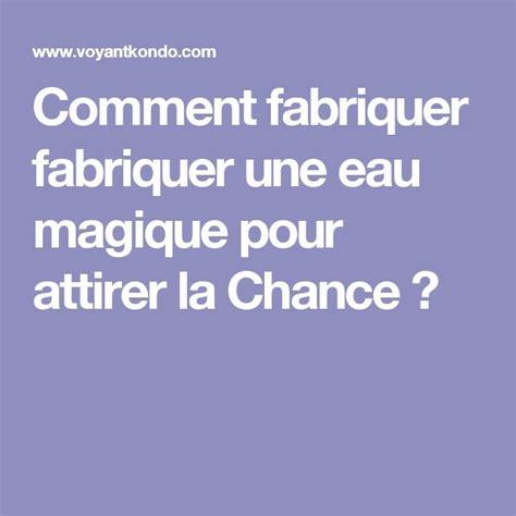 Comment Attirer La Chance Et L Argent by Les 25 Meilleures Id 233 Es De La Cat 233 Gorie Attirer La Chance