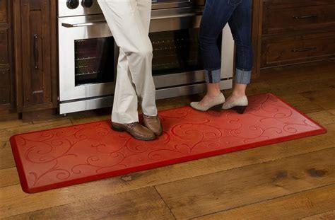 kitchen foot mat wellnessmats motif collection designer anti