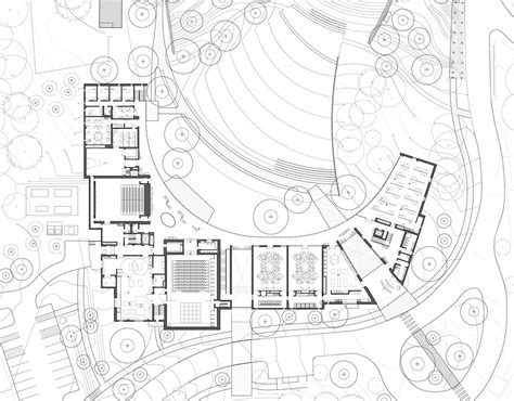 kennedy center floor plan california state capitol building drawings sketch coloring