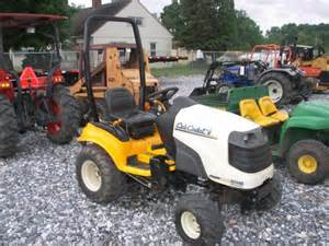 1111 cub cadet 5234d 4x4 lawn and garden tractor lot 1111