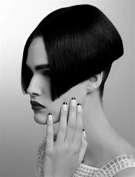 coco chanel hair styles 1000 images about bob haircuts on pinterest bangs
