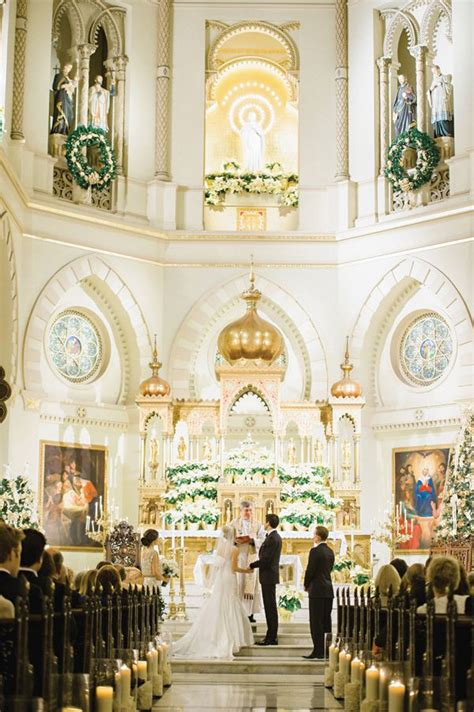 new year decoration in the church black tie new year s wedding by trent bailey church ceremony churches and weddings