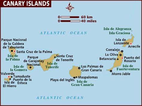 islas canarias y africa mapa febrero 2012 mapa de espa 241 a provincias politico