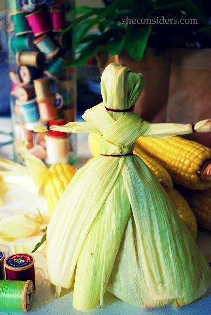 make your own corn husk doll 11 best slovak arts crafts images on