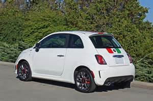 Fiat 500 Turbo 2015 Fiat 500 Turbo Road Test Review Carcostcanada