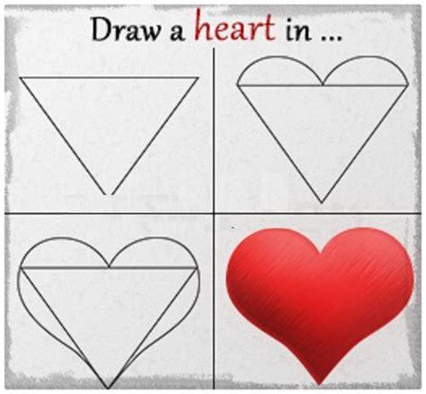 imagenes de corazones a lapiz faciles imagenes de corazones para dibujar a lapiz f 225 ciles