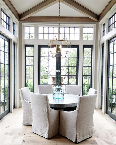 dining room window guest picks interior design ideas home bunch