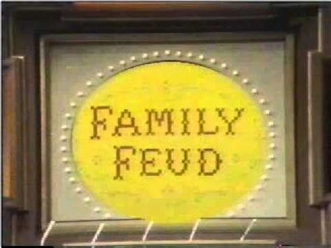 theme to family feud family feud theme song youtube