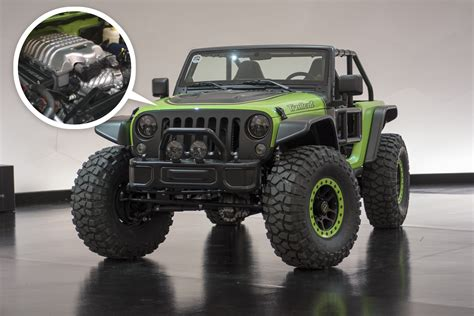 jeep concept 2016 jeep trailcat concept start up
