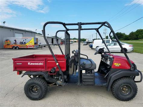 2007 Kawasaki Mule 3010 by Kawasaki Mule 3010 Diesel 4x4 Motorcycles For Sale