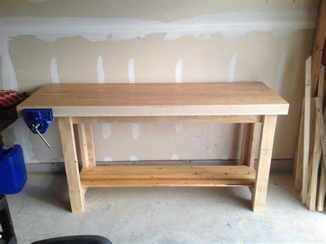 woodwork bench ana white woodworking bench diy projects