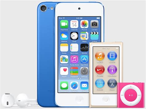 ipods in unreleased colors spotted in itunes 12 2 mac rumors