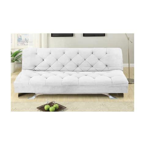 divani in microfibra divano letto bianco in microfibra 3 posti reclinabile