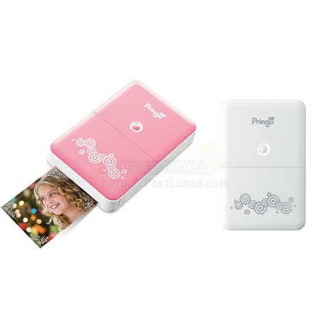 Printer Portable Pringo P231 hiti pringo p231 portable photo printer