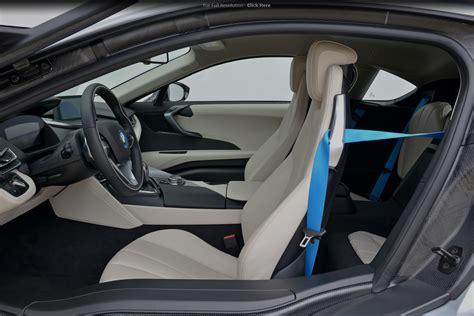 bmw i8 inside 2014 bmw i8 review automobile magazine
