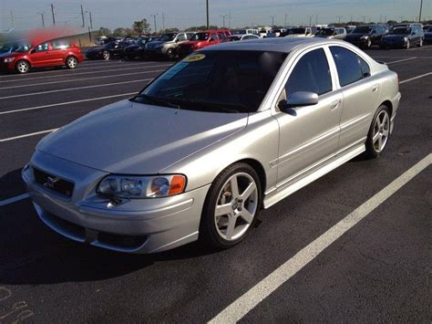 2005 volvo s60 awd 2005 volvo s60 r awd t5 start up tour rev with