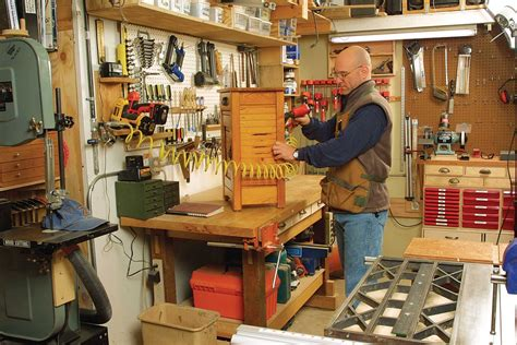 Small Home Wood Shops Small Shop Layout Woodworking Shop Layout