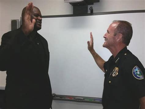 Shaq Officer by Shaq Is Back On A This Time In Doral
