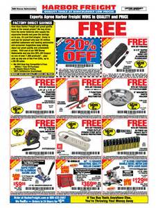 Harbor freight coupon mar 2016 20 off 8 more