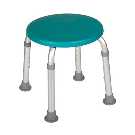 Adjustable Vanity Stool by Adjustable Height Teal Bath Stool Furniture Benches Vanity